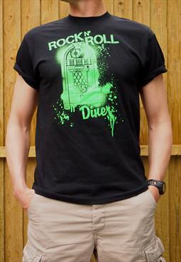 Black Jukebox T-Shirt