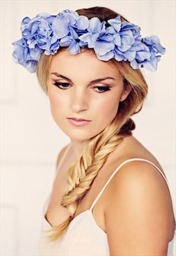 Lucy Hydrangea Flower Crown