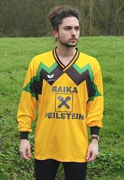 Vintage 80s ERIMA Soccer Jersey - Large - RARE