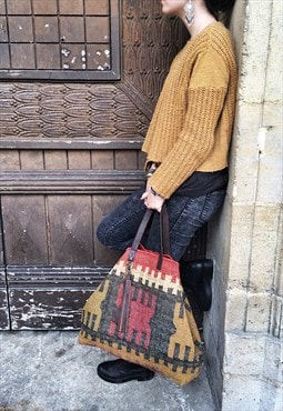 GABOR - Totebag - Color Sultan Kilim