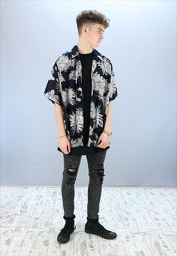 Vintage Patterned Shirt Z-907