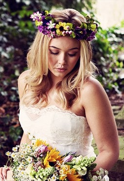 Maisy Berry  Flower Crown