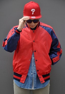 90s Vintage 'Descente' Baseball Jacket