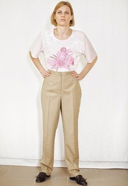 Vintage 80's tapered trousers