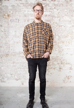 Reine Long Sleeved Flannel Shirt