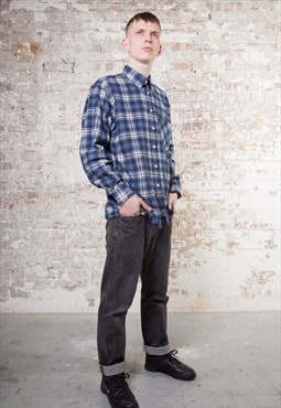 Milford Clan Long Sleeved Flannel Shirt