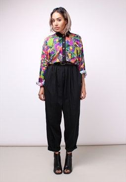 vintage 80s jumpsuit / all in one 284APA36