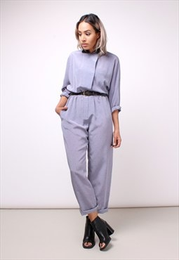 vintage 80s jumpsuit / all in one 284APA38