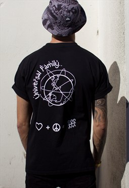 Logo / Unity T-Shirt (Black)