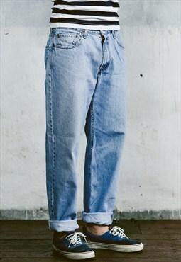 Vintage 90s Levis 550 Normcore Jeans