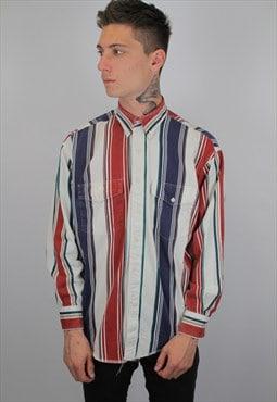 Vintage Candy Stripe Shirt
