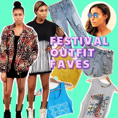FESTIVAL OUTFIT FAVES