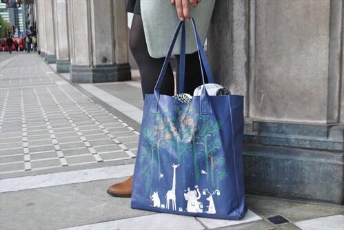 Paint The Rainforest Tote Bag