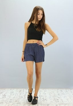 Vintage High Waisted Reworked Sprinter Shorts Z-1136