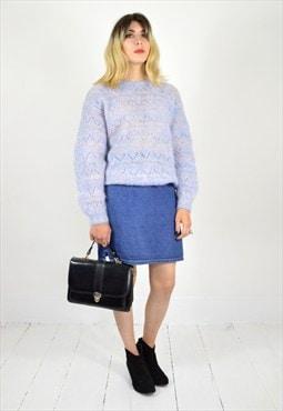 Vintage mohair jumper