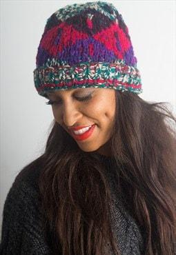 Hoochie Alpaca Wool Hat