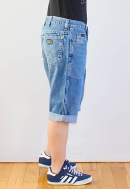 Vintage 80's Wrangler Shorts