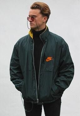 Nike 90s Grunge Track & Field Jacket