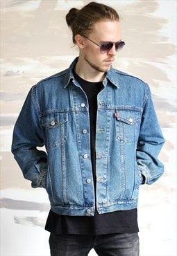 Vintage Levi's USA Denim Jacket