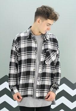 Vintage Checkered Shirt Z-825