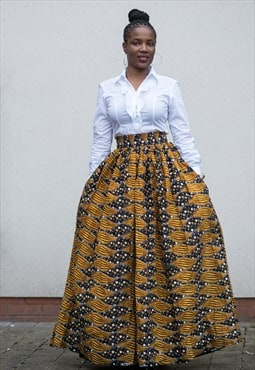 Sublime Maxi Skirt