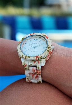 Floral Ladies Watch (FLRS)
