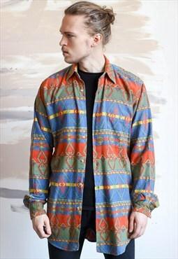 Vintage Aztec Shirt