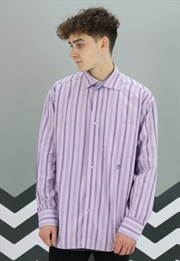 Vintage Tommy Hilfiger Striped Shirt Z-113