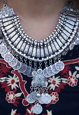Gypsy Banjara Style Necklace