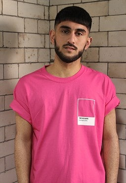 Colour Collection: Honeysuckle - Pink T-Shirt