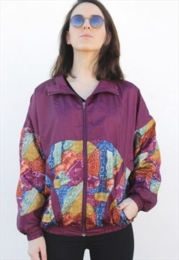 Retro Crazy Shell Jacket