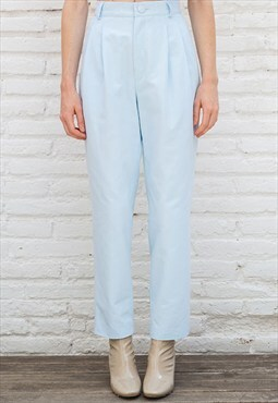 Light blue slacks
