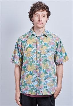 Vintage Pattern Shirt