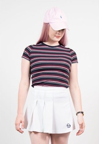 90'S SERGIO TACCHINI PLEATED TENNIS SKIRT