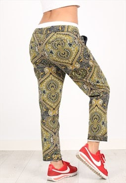 Vintage Tommy Hilfiger Paisley Trousers