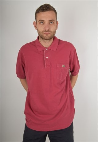 VINTAGE LACOSTE POLO SHIRT 80'S (1052)