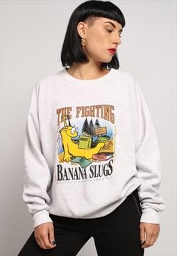 Vintage American College Sweatshirt