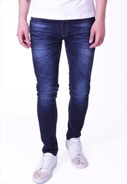Style : Sharu SUPER Skinny Fit Jeans Stonewash