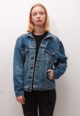 Vintage 90' Classic Levi's Unisex Denim Jacket