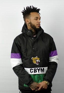 Sports Club Pullover Jacket