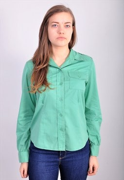 Vintage 90's shirt in green