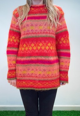 Vintage United Colours of Benetton Knit Jumper