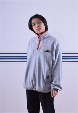 1/4 Zipped Reebok Fleece