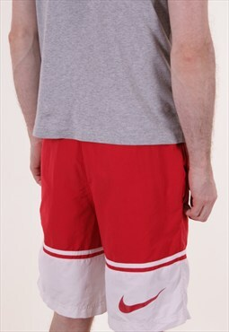 90s Vintage Nike Sports Shorts AA4857