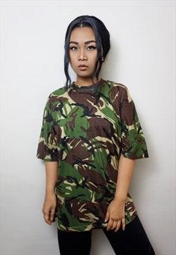 Camo / Camouflage Tshirt