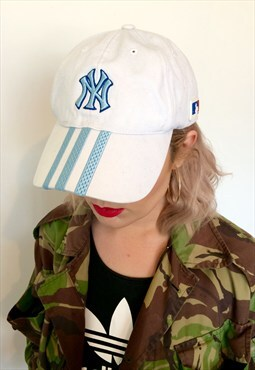 Vintage Adidas x Yankees Cap