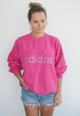80's ADIDAS Summer jumper/ sweatshirt
