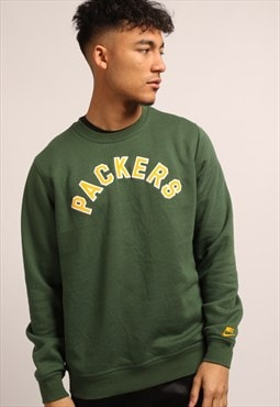 Vintage Nike Green Bay Packers Sweatshirt