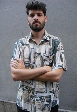 vintage shirt simple code
