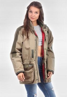Vintage 70s Hunting Anorak Jacket
